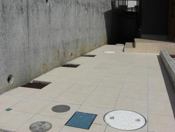 アプローチ 神奈川・相模原エリアでの「外構・エクステリア」を自信を持って施工いたします。_16