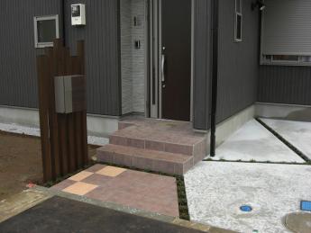アプローチ 神奈川・相模原エリアでの「外構・エクステリア」を自信を持って施工いたします。_20