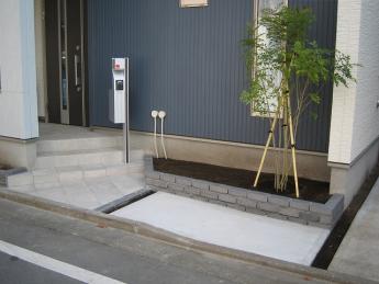 アプローチ 神奈川・相模原エリアでの「外構・エクステリア」を自信を持って施工いたします。_31