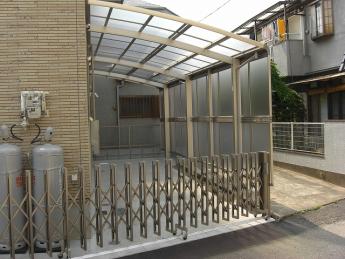 カーポート 株式会社ミキヨシ住宅建材 神奈川・相模原エリアでの「外構・エクステリア」を自信を持って施工いたします。_5