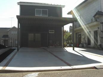 カーポート 株式会社ミキヨシ住宅建材 神奈川・相模原エリアでの「外構・エクステリア」を自信を持って施工いたします。_6