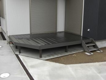 デッキ 株式会社ミキヨシ住宅建材 神奈川・相模原エリアでの「外構・エクステリア」を自信を持って施工いたします。_13
