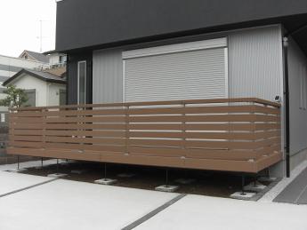 デッキ 株式会社ミキヨシ住宅建材 神奈川・相模原エリアでの「外構・エクステリア」を自信を持って施工いたします。_19