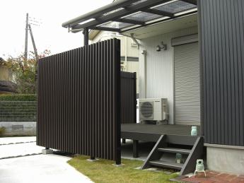 デッキ 株式会社ミキヨシ住宅建材 神奈川・相模原エリアでの「外構・エクステリア」を自信を持って施工いたします。_9