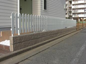 フェンス 株式会社ミキヨシ住宅建材  神奈川・相模原エリアでの「外構・エクステリア」を自信を持って施工いたします。_1