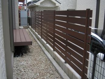 フェンス 株式会社ミキヨシ住宅建材  神奈川・相模原エリアでの「外構・エクステリア」を自信を持って施工いたします。_11