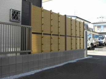 フェンス 株式会社ミキヨシ住宅建材  神奈川・相模原エリアでの「外構・エクステリア」を自信を持って施工いたします。_12