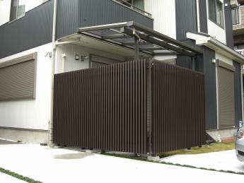 フェンス 株式会社ミキヨシ住宅建材  神奈川・相模原エリアでの「外構・エクステリア」を自信を持って施工いたします。_2