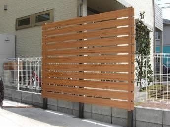 フェンス 株式会社ミキヨシ住宅建材  神奈川・相模原エリアでの「外構・エクステリア」を自信を持って施工いたします。_4
