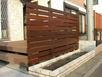 フェンス 株式会社ミキヨシ住宅建材  神奈川・相模原エリアでの「外構・エクステリア」を自信を持って施工いたします。_5
