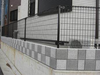 フェンス 株式会社ミキヨシ住宅建材  神奈川・相模原エリアでの「外構・エクステリア」を自信を持って施工いたします。_8