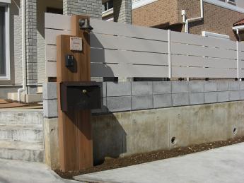 フェンス 株式会社ミキヨシ住宅建材  神奈川・相模原エリアでの「外構・エクステリア」を自信を持って施工いたします。_9