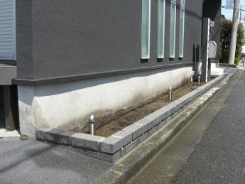 花壇 株式会社ミキヨシ住宅建材 神奈川・相模原エリアでの「外構・エクステリア」を自信を持って施工いたします。