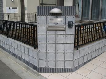 門柱 神奈川・相模原エリアでの「外構・エクステリア」を自信を持って施工いたします。_1
