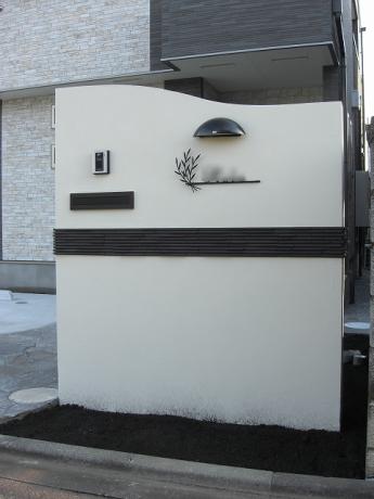 門柱 神奈川・相模原エリアでの「外構・エクステリア」を自信を持って施工いたします。_16