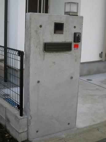 門柱 神奈川・相模原エリアでの「外構・エクステリア」を自信を持って施工いたします。_2