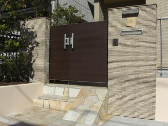 門柱 神奈川・相模原エリアでの「外構・エクステリア」を自信を持って施工いたします。_26