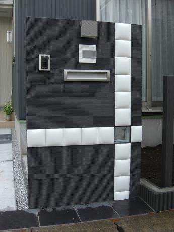 門柱 神奈川・相模原エリアでの「外構・エクステリア」を自信を持って施工いたします。_29