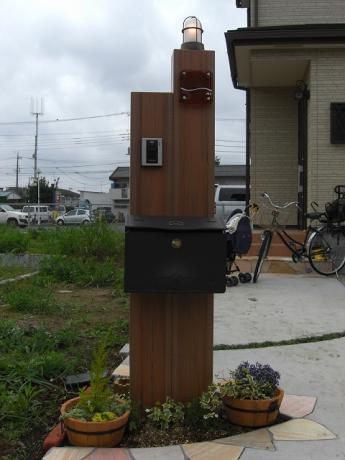 門柱 神奈川・相模原エリアでの「外構・エクステリア」を自信を持って施工いたします。_44