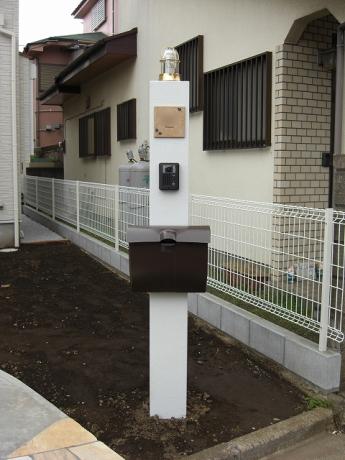 門柱 神奈川・相模原エリアでの「外構・エクステリア」を自信を持って施工いたします。_48