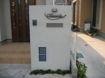 門柱 神奈川・相模原エリアでの「外構・エクステリア」を自信を持って施工いたします。_6