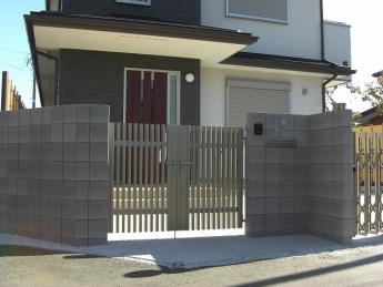 門柱 神奈川・相模原エリアでの「外構・エクステリア」を自信を持って施工いたします。_7