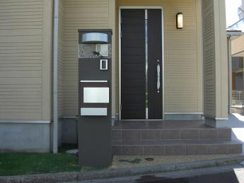 門柱 神奈川・相模原エリアでの「外構・エクステリア」を自信を持って施工いたします。_8