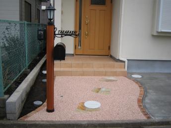 アプローチ 神奈川・相模原エリアでの「外構・エクステリア」を自信を持って施工いたします。_54