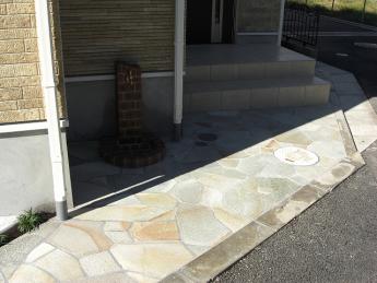 アプローチ 神奈川・相模原エリアでの「外構・エクステリア」を自信を持って施工いたします。_64