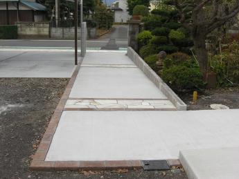 アプローチ 神奈川・相模原エリアでの「外構・エクステリア」を自信を持って施工いたします。_66