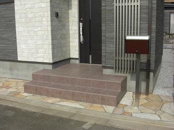 アプローチ 神奈川・相模原エリアでの「外構・エクステリア」を自信を持って施工いたします。_67