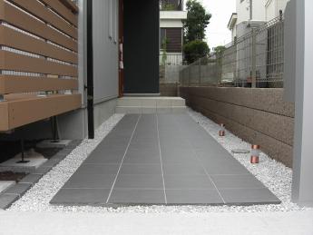 アプローチ 神奈川・相模原エリアでの「外構・エクステリア」を自信を持って施工いたします。_69