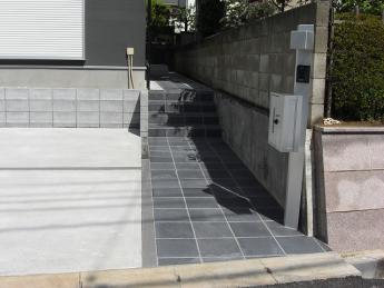 アプローチ 神奈川・相模原エリアでの「外構・エクステリア」を自信を持って施工いたします。_74