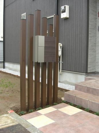 門柱・門まわり 神奈川・相模原エリアでの「外構・エクステリア」を自信を持って施工いたします。_2_52
