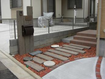 門柱・門まわり 神奈川・相模原エリアでの「外構・エクステリア」を自信を持って施工いたします。_2_60