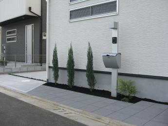 門柱・門まわり 神奈川・相模原エリアでの「外構・エクステリア」を自信を持って施工いたします。_2_65