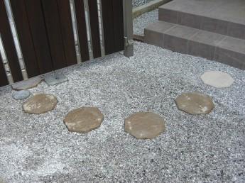 アプローチ 神奈川・相模原エリアでの「外構・エクステリア」を自信を持って施工いたします。