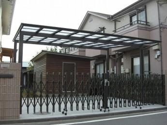 カーポート 株式会社ミキヨシ住宅建材 神奈川・相模原エリアでの「外構・エクステリア」を自信を持って施工いたします。_1